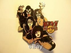 Kiss Voir La Série 2006 Hard Rock Café Group Pin Edition Limitée À Seulement 100 Pins