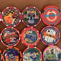 Las Vegas Hard Rock Hotel And Casino Jetons De Jeu