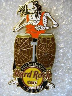 Leeds, Pin Hard Rock Café, Halloween Europe 2005