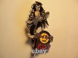 Live Kiss Series 2006 Hard Rock Café Pin Set Of 4 Pins Limited Edition 100 Rare