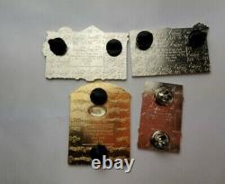 Lot De 21 Hard Rock Cafe Pins Divers Endroits Guitares Bâtiments Juke Box Etc