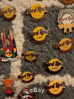 Lot De 30 Broches Café Hard Rock