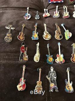 Lot De Pins De Café Hard Rock
