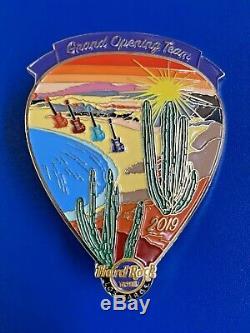 Ouverture Officielle De L'équipe Los Cabos Au Mexique Hôtel Hard Rock Cafe Pin Ltd Edition 900