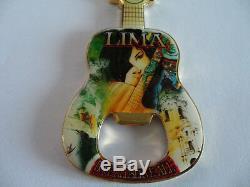 Ouvre-bouteille Avec Aimant Logo Lima City Tee Design - Hard Rock Cafe