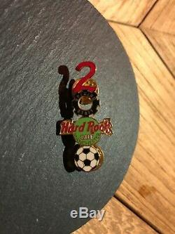 Personnel D'ouverture Hard Rock Cafe Pin Manchester Limited Edition