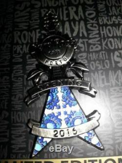 Pin Hard Rock Cafe Porto D'ouverture