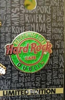 Pin's Hard Rock Cafe Dublin Réouverture Réouverture