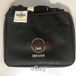Sac À Collectionneurs De Pin Hard Rock Café Vintage Denver Avec Mon Premier Pin Denver